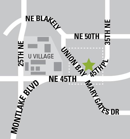 U Village Endodontics - Courtenay C. Allen, DDS, MSD; Avina ... on usc campus map, usc site map, sungei wang plaza map, westfield mall tukwila map,